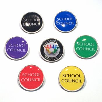 School Council Budget Badges